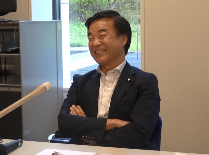 7月13日次世代の党幹事長松沢成...