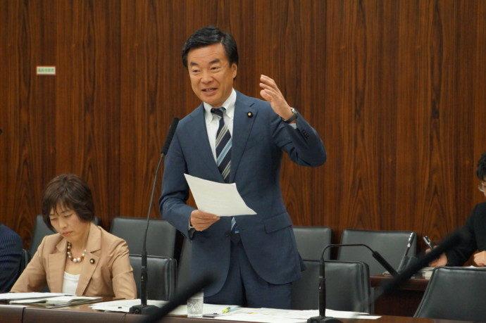 5月12日参議院文教科学委員会